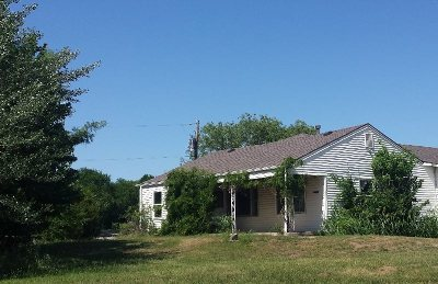 Peck KS Single Family Home For Sale: $69,900