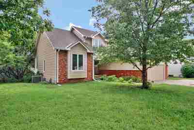 Derby Single Family Home For Sale: 818 S Whippoorwill Rd