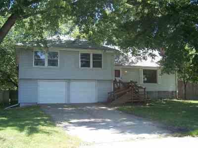 Wichita KS Single Family Home For Sale: $96,000