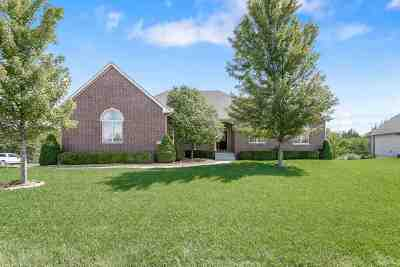Wichita Single Family Home For Sale: 1728 N Rocky Glen