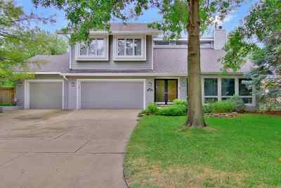Wichita Single Family Home For Sale: 14310 E Castle Dr