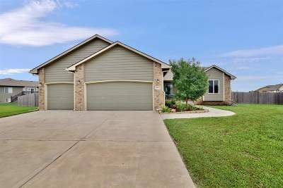 Derby Single Family Home For Sale: 3112 N Rough Creek Rd