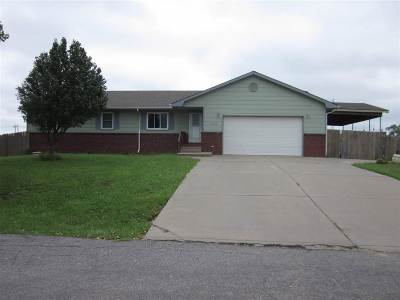 Udall Single Family Home For Sale: 144 Doyle Drive
