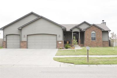 Derby Single Family Home For Sale: 3106 N Nancy Ln