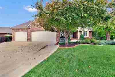 Wichita Single Family Home For Sale: 509 S Sandtrap St