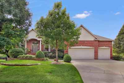 Wichita Single Family Home Take Backup: 1451 N Glen Wood Ct