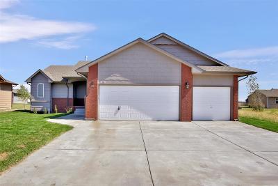 Maize KS Single Family Home For Sale: $208,000