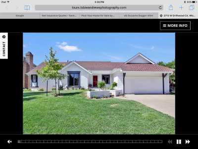 Wichita Single Family Home For Sale: 2712 W Driftwood Cir