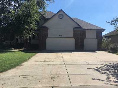Sedgwick County Single Family Home For Sale: 6517 W Ponderosa Cir