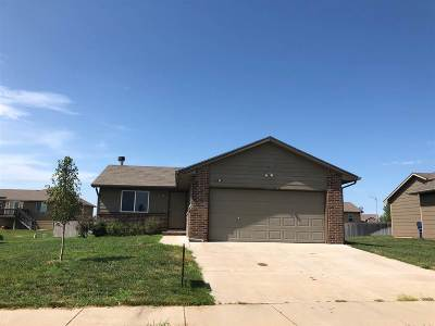 Maize Single Family Home For Sale: 11508 W Wilkinson St