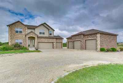 Goddard Single Family Home For Sale: 18000 W Highview Dr