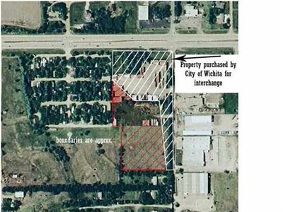 Wichita Residential Lots & Land For Sale: 15201 W U.s. 54 Hwy