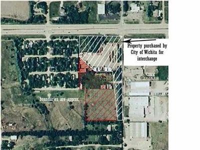 Wichita Residential Lots & Land For Sale: 15201 W U.s. 54 Hwy