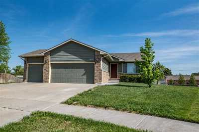 Maize Single Family Home For Sale: 11818 W Wilkinson Ct