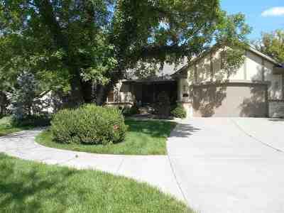 Wichita Single Family Home For Sale: 1108 W 34th Cir N