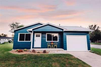 Burrton Single Family Home For Sale: 323 N Harvey Ave