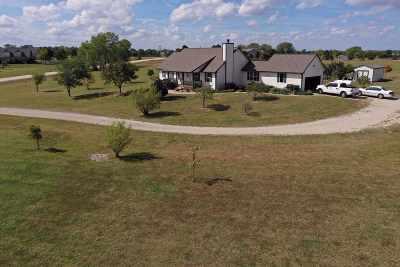 Kechi Single Family Home For Sale: 7900 Oak Tree Ln