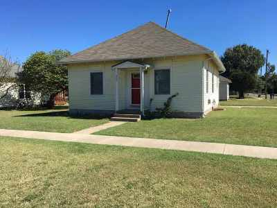 Cheney Single Family Home For Sale: 302 N Jefferson