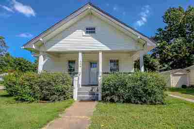 Colwich Single Family Home For Sale: 300 S 3rd St