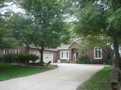 Wichita Single Family Home Contingent: 4911 N Portwest Cir