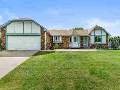 Derby Single Family Home For Sale: 1307 E Warren Ave