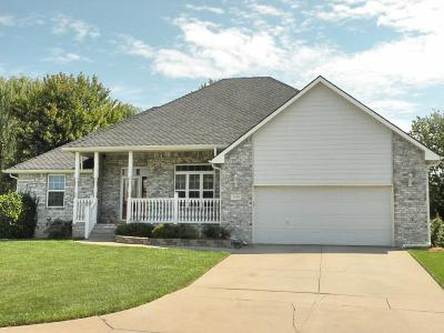 Wichita KS Single Family Home For Sale: $300,000