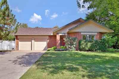 Wichita KS Single Family Home For Sale: $235,000