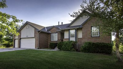 Derby Single Family Home For Sale: 6565 S Lynnrae St