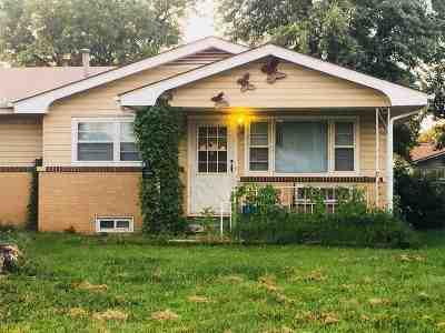 Wichita Single Family Home For Sale: 1438 W Lotus St