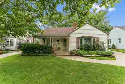 Wichita KS Single Family Home For Sale: $154,900