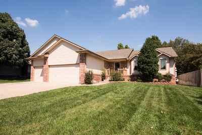 Wichita KS Single Family Home For Sale: $214,900
