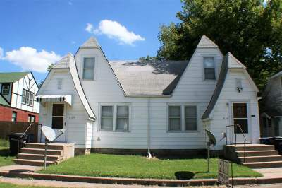 Augusta Multi Family Home For Sale: 524 Osage St