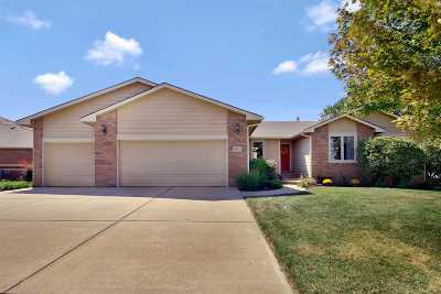 Wichita Single Family Home For Sale: 1419 S Fawnwood