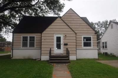 Wichita KS Single Family Home For Sale: $56,200