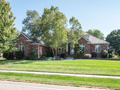 Sedgwick County Single Family Home For Sale: 1604 N Rocky Creek Rd