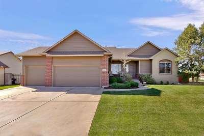 Wichita Single Family Home For Sale: 12603 E Woodspring
