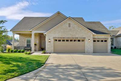 Wichita Single Family Home For Sale: 1251 S Siena Ct