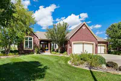 Wichita Single Family Home For Sale: 1809 N Cranbrook Cir