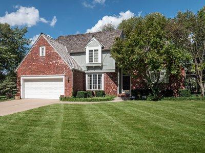 Wichita Single Family Home For Sale: 9102 E Elm St