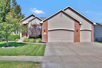 Wichita Single Family Home For Sale: 1316 S Threewood St