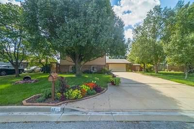 Wichita KS Single Family Home For Sale: $164,900