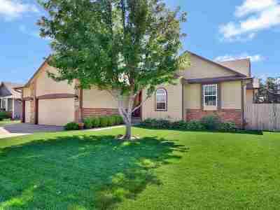 Wichita Single Family Home For Sale: 10909 W Bristlecone