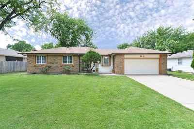 Wichita Single Family Home For Sale: 1131 N Maus Ln.