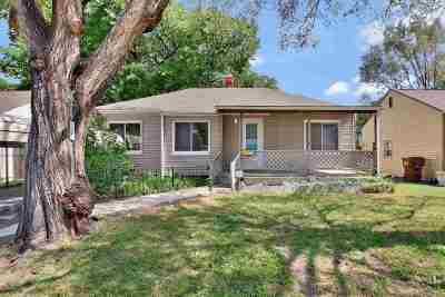 Wichita Single Family Home For Sale: 2308 S Ida St