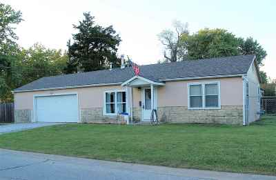 Wichita Single Family Home For Sale: 900 W 44th St S