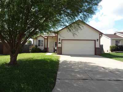 Wichita Single Family Home For Sale: 717 S Chateau Circle