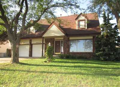 Derby Single Family Home For Sale: 1612 E Pinion Rd