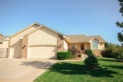 Wichita Single Family Home For Sale: 10606 W Atlanta Cir