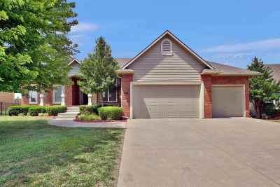 Wichita Single Family Home For Sale: 13506 W Hayden St