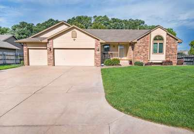 Wichita Single Family Home For Sale: 2513 N Landon St